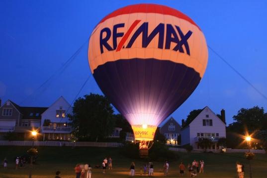 Yorktown balloon